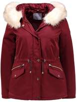 Dorothy Perkins Petite Light jacket burgundy