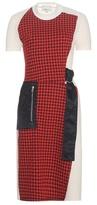 3.1 Phillip Lim Embellished Wool-blend Dress