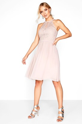 Little Mistress Mink Prom Dress