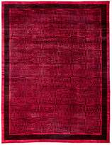 Solo Rugs Vibrance Overdyed Area Rug, 8'10 x 11'8