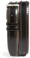 Mezlan Men's 'Diver' Leather Belt