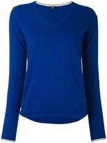 Paul Smith V-neck jumper - women - Cotton - S