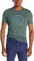 Original Penguin Men's Circle Logo Short Sleeve T-Shirt