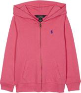 Ralph Lauren Pony cotton-blend hoody 5-6 years