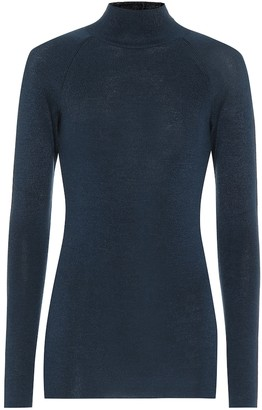 Fendi Wool, silk and cashmere sweater