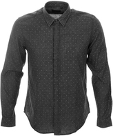Antony Morato Polka Dot Shirt Grey