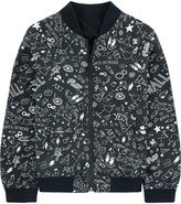 Little Eleven Paris Printed jacket