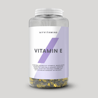 Myvitamins Vitamin E - 180Capsules