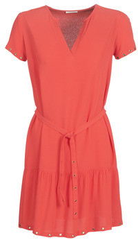 Ikks BN30115-35 women's Dress in Pink