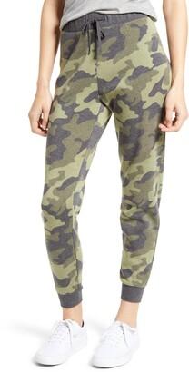 BP Camo Print Fleece Joggers