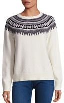 Vineyard Vines Yoke Fairisle Crewneck Sweater