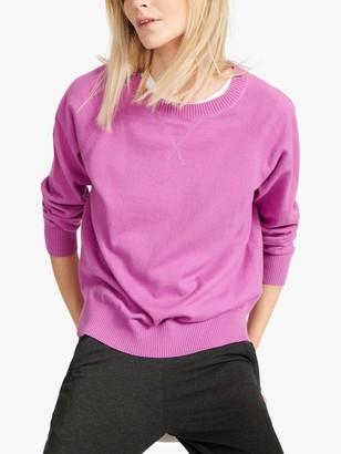 NRBY Suki Cotton Crew Neck Sweater