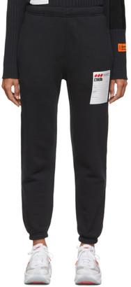 Heron Preston Black Label Lounge Pants