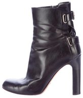 Alexandra Neel Leather Ankle Boots
