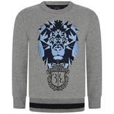 Billionaire BillionaireBoys Grey Lord Jungle Sweater