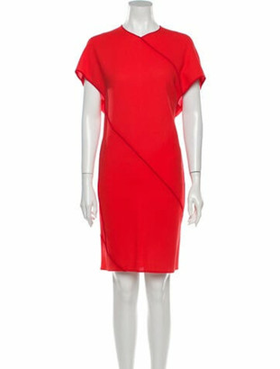 Narciso Rodriguez 2020 Knee-Length Dress w/ Tags Wool
