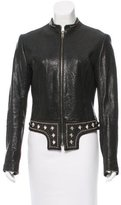 Thomas Wylde Studded Leather Jacket
