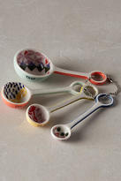 Anthropologie Handpainted Atoll Measuring Spoons