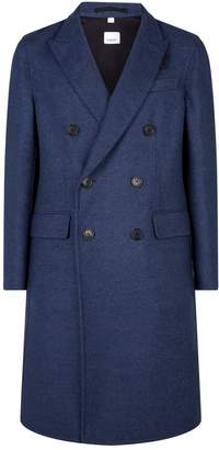 Burberry Longline Double-Breasted Coat