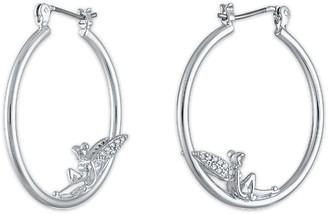 Disney Tinker Bell Hoop Earrings