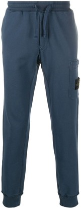 Stone Island Logo Patch Track Trousers