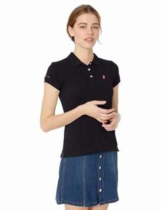 U.S. Polo Assn. Women's Classic Fit Pique Polo Shirt