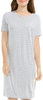 Vince Camuto Directional Liberty Stripe Tee Dress