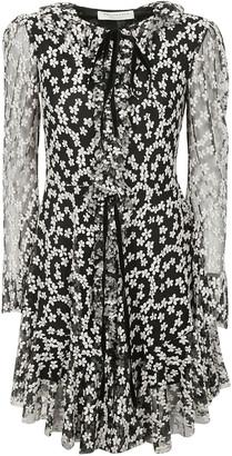 Philosophy di Lorenzo Serafini All-over Floral Lace Dress