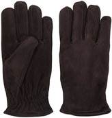 Lardini classic fitted gloves