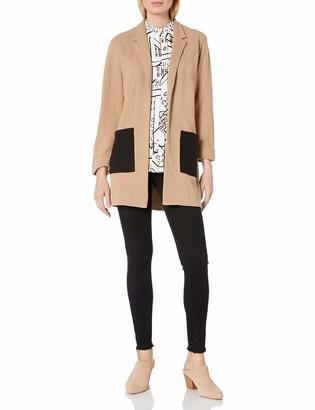 Nic+Zoe Women's Pocket Blazer