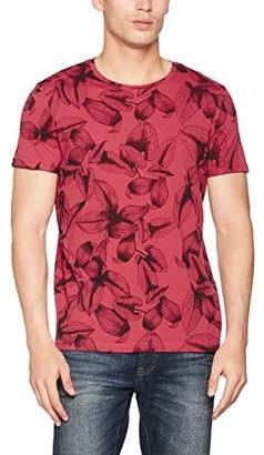 Esprit Men's 057ee2k018 T-Shirt,X-Large