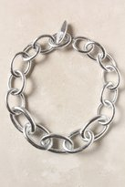 Burnished Chain Link Necklace
