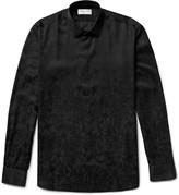 Saint Laurent - Printed Voile Shirt