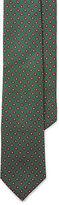 Polo Ralph Lauren Printed Silk Twill Narrow Tie