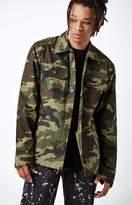 Obey Breakdown Camouflage Jacket