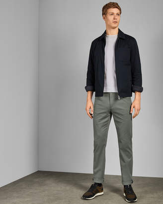 Ted Baker INDONIS Slim fit cotton trousers