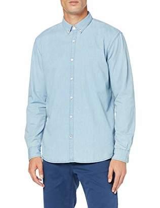 Tom Tailor Men's Ray Langarm Casual Shirt