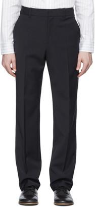 Deveaux Navy Suit Trousers