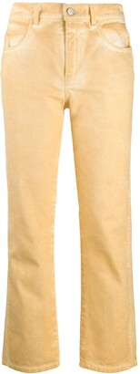 Roseanna Straight-Leg Jeans