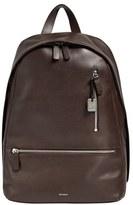 Skagen Men's 'Kroyer 2.0' Leather Backpack - Brown