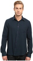 Threads 4 Thought Justin Flannel Plaid Long Sleeve Woven