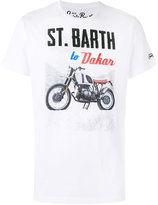 MC2 Saint Barth Dakar print T-shirt - men - Cotton - S