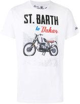MC2 Saint Barth Dakar print T-shirt