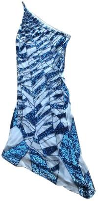 Jenny Packham Multicolour Silk Dresses