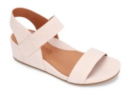 Gentle Souls by Kenneth Cole Gisele Two Band Sandals Women's Shoes