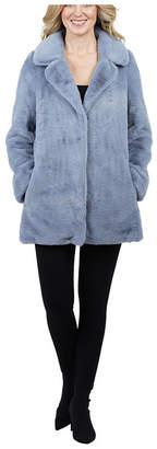 Love Token Theodore Faux Fur Coat