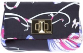 Emilio Pucci print clutch bag