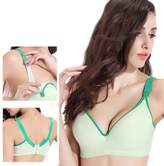 Befamous Women's Wirefree Cotton Nursing Bra Maternity Bra for Breastfeeding