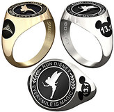 Disney Tinker Bell RunDisney Ring for Women by Jostens - Personalizable