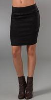 Current/elliott The Pull On Pencil Skirt
